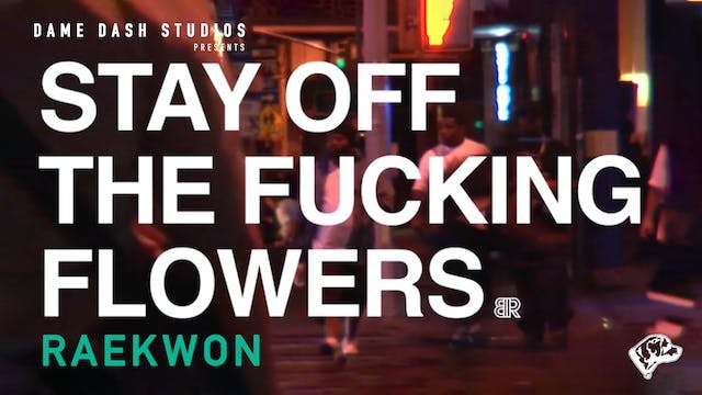 Raekwon - Stay Off The F*ckin Flowers