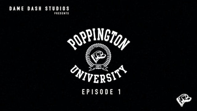 Poppington University 2019 - Episode 1