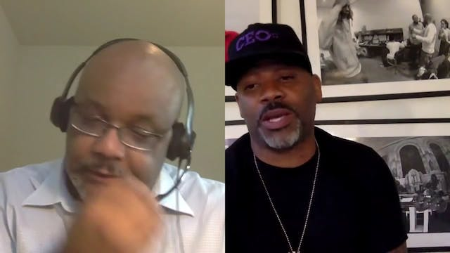 Damon Dash Speaks On Negative Imagery of BET Hip Hop Awards - Season