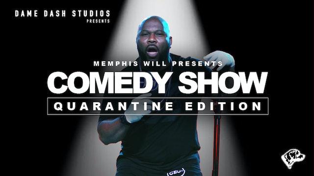 The Comedy Show: Quarantine Edition