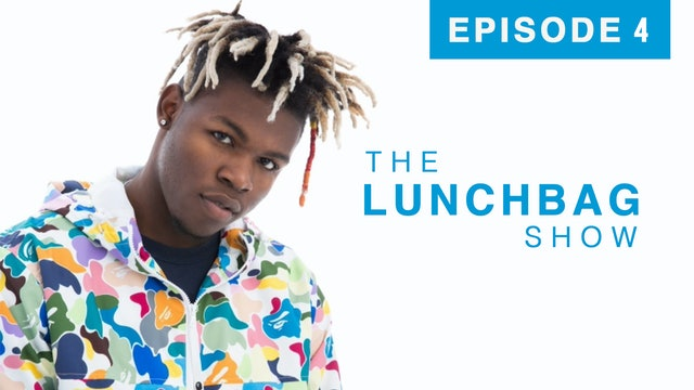 "Lunchbag Show Episode 4 - ""Should We Ditch BAPE?"""