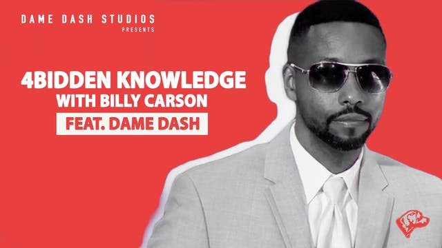 4BIDDEN KNOWLEDGE - Discussion With Dame