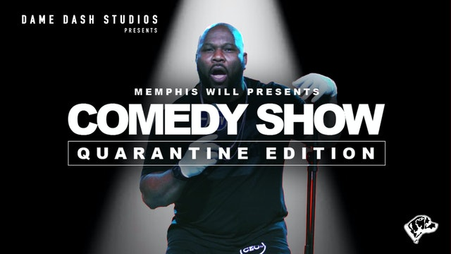 Memphis Will & Friends Comedy Show