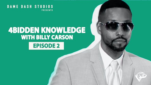 4bidden Knowledge with Billy Carson E...