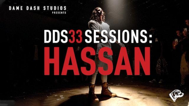 DDS33 Sessions: Hassan Khaffaf