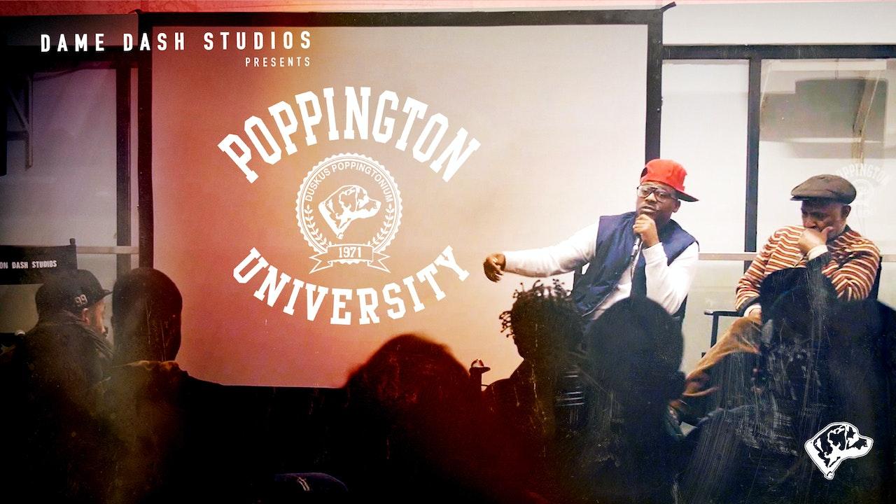 Poppington University