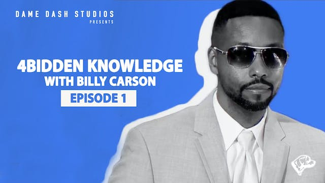 4bidden Knowledge with Billy Carson