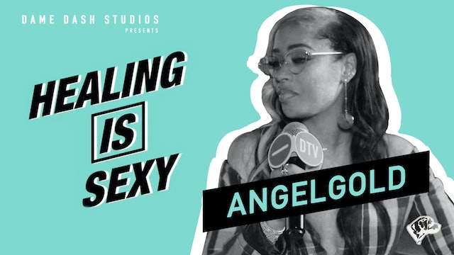 Healing Is Sexy With Corrina Levine - Angel Gold