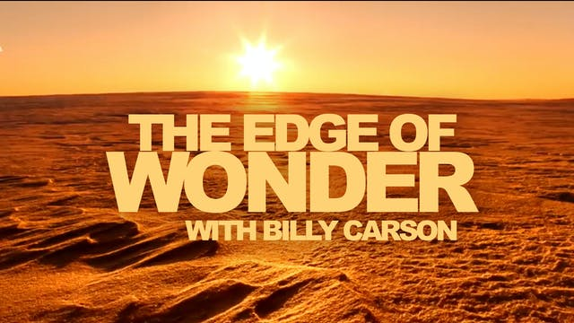 The Edge of Wonder With Billy Carson