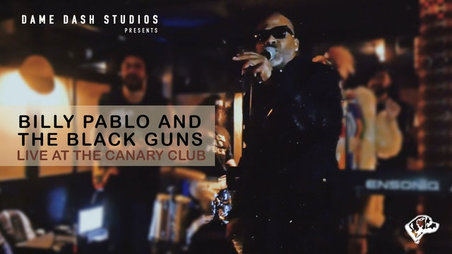 Why Cry? - Billy Pablo And The Black Guns - Live at The Canary Club