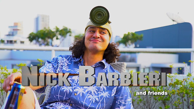 "Nick Barbieri and Friends - Episode 7 ""Takeover Hollywood"""