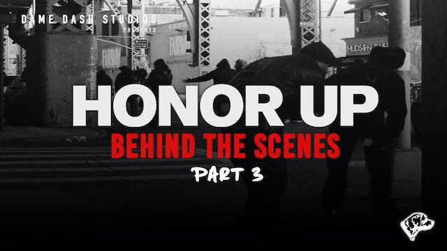 Honor Up BTS - Episode 3