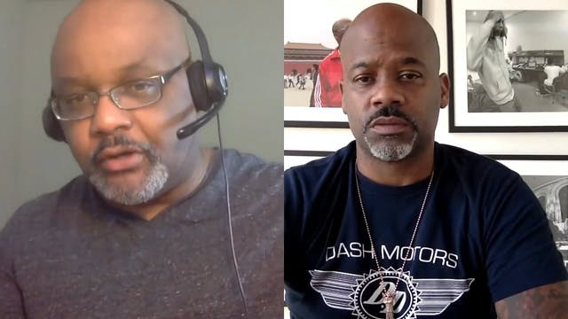 Damon Dash Speaks On Negative Imagery...