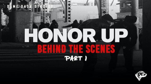 Honor Up BTS (Part 1)