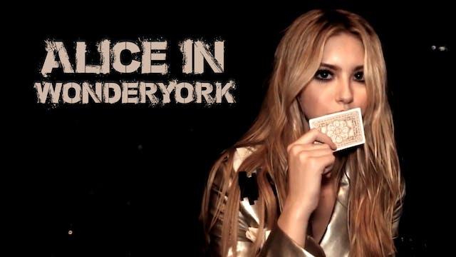 Alice in WonderYork