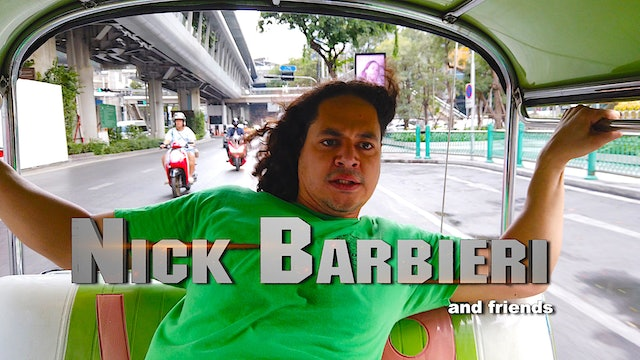 "Nick Barbieri and Friends - Episode 11 ""Let's Make Some Content."""