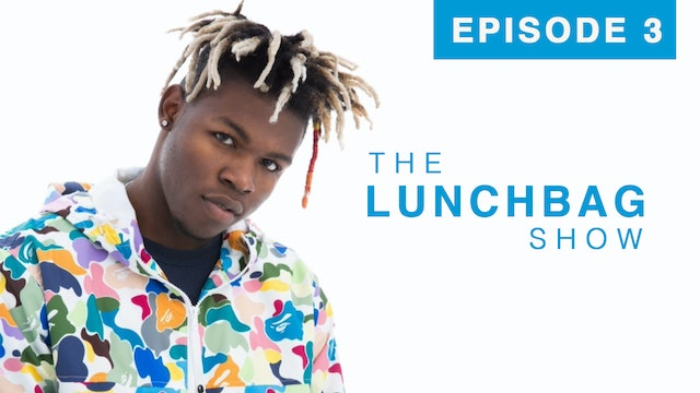 "The Lunchbag Show - Episode 3 - ""Run The Tab Up"""