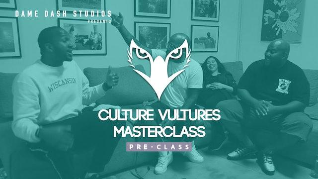 Culture Vultures Pre-Class - Part 1
