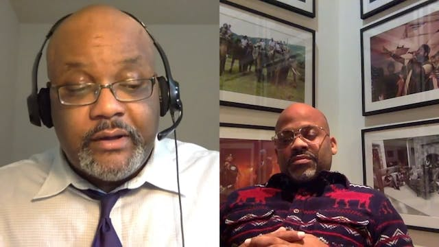 Dr. Boyce Working For A Horrible Racist