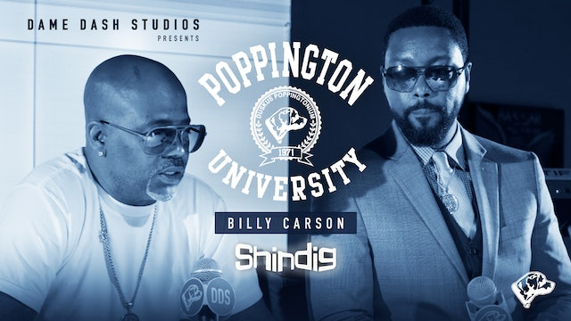 Q & A With Dame Dash and Billy Carson