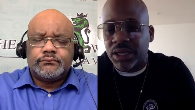 """Damon Dash: """"My Cousin Stacey Is Coonin' For Fox News"""""""