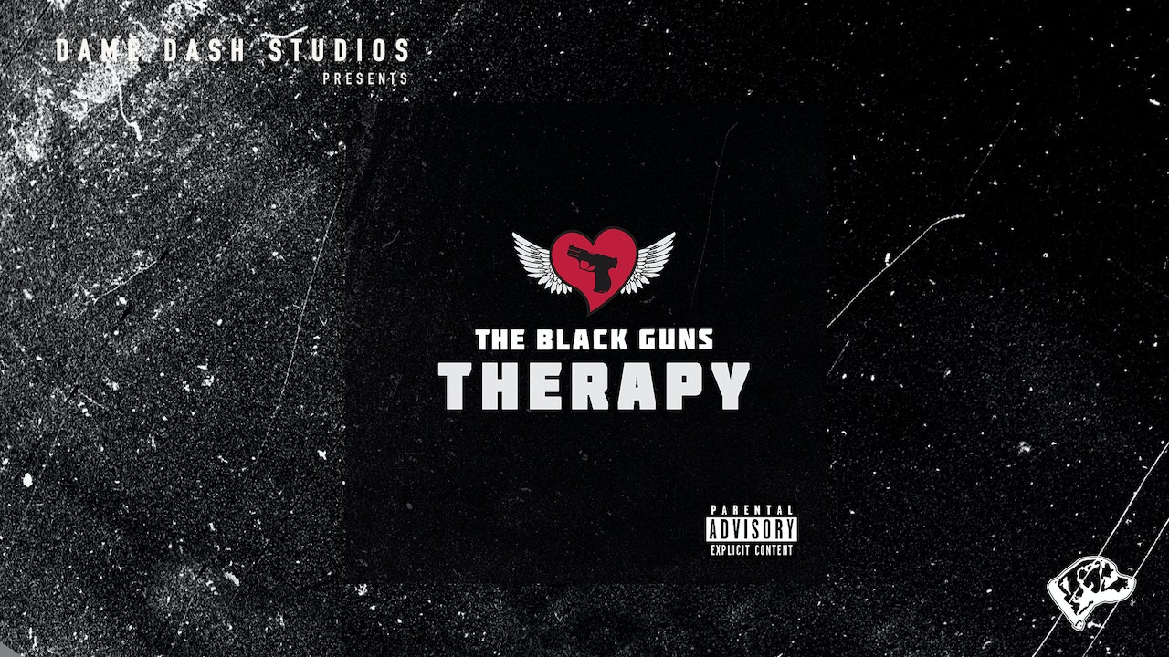 The Black Guns - Therapy (Official Album) [Live]