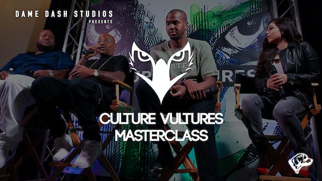 Culture Vultures Master Class