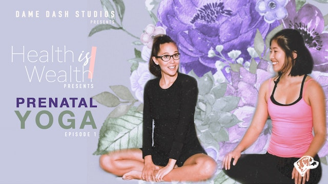 Yoga With Shimeng: Prenatal Yoga