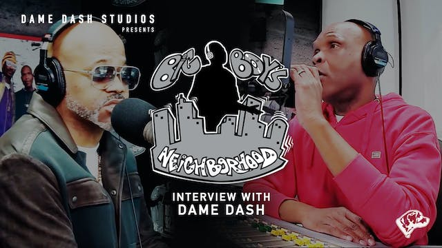 Big Boy Interview: Dame Dash & Hassan