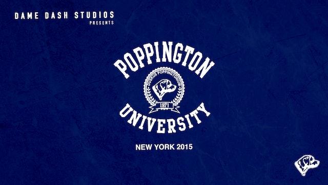 Poppington University New York 2015 - Episode 2