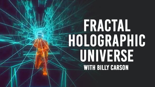 Fractal Holographic Universe | Billy ...