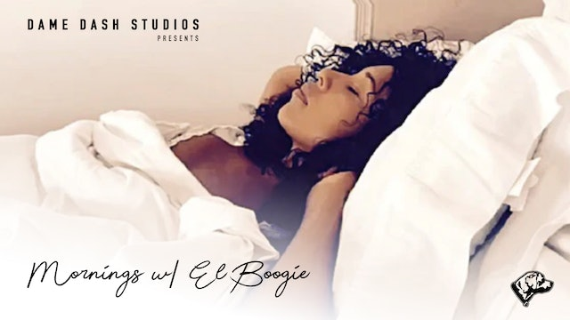 "Mornings with El Boogie - Episode 2 ""Basquiat"""