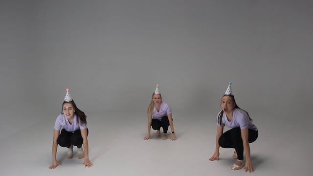 1-3 years - Birthyday Activity - Class 4