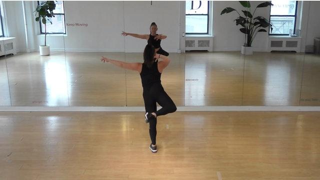 002 - Dance Cardio Int/Adv