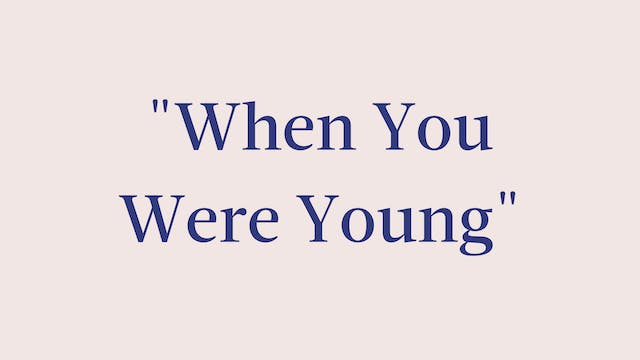 """When You Were Young"" Breakdown - Full Out"