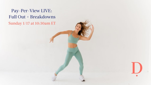 Private LIVE: Full Out + Breakdowns - 1/17