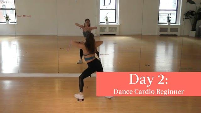 Day 2 - 011 Dance Cardio Beginner