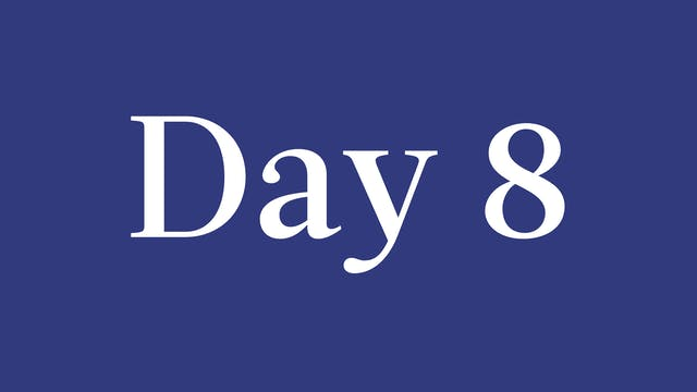 Day 8: Natalie