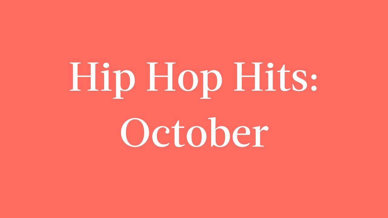 Hip Hop Hits: October
