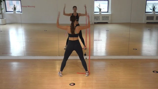 010 Arms - Resistance Band