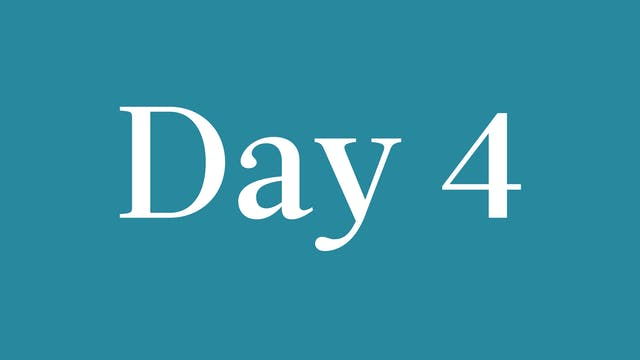 Day 4: Katia