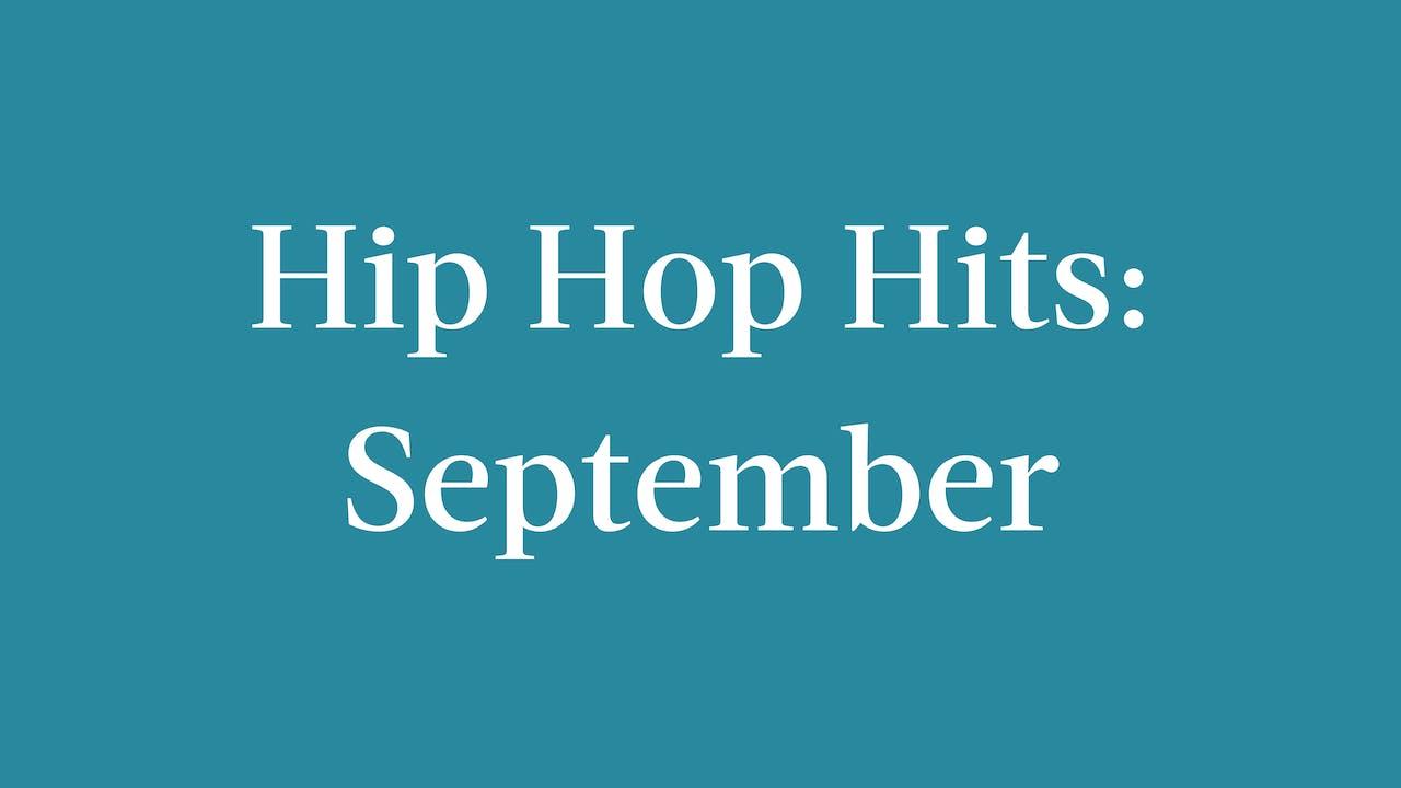 Hip Hop Hits: September
