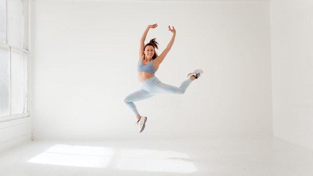 10:45am ET / 7:45am PT - DANCE EXPRESS - Katharine