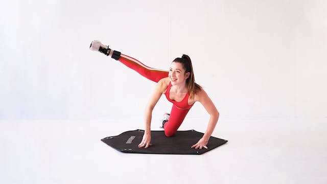 10:45am ET - SCULPT - Mindi
