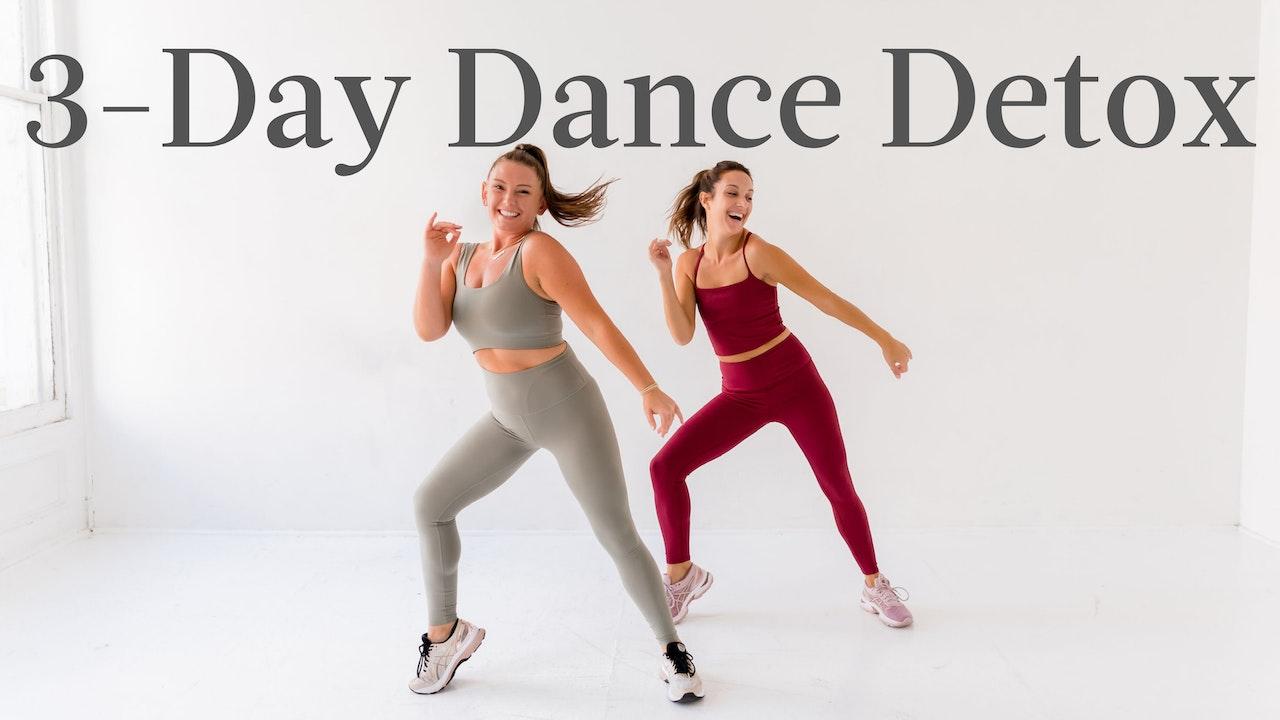 3-DAY DANCE DETOX