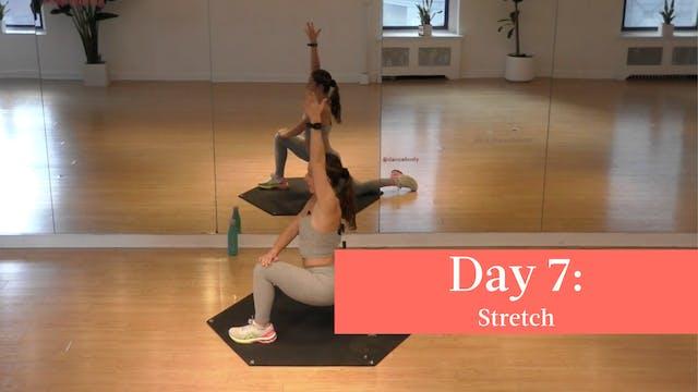 Day 7 - 004 Stretch