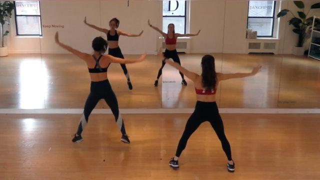 003 - Dance Cardio 101