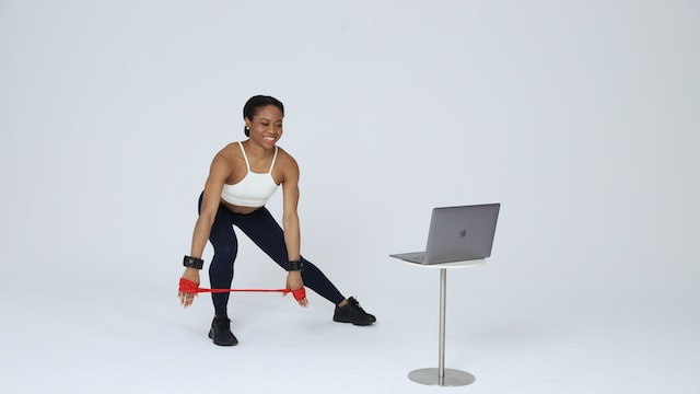 008 - Arms - Resistance Band
