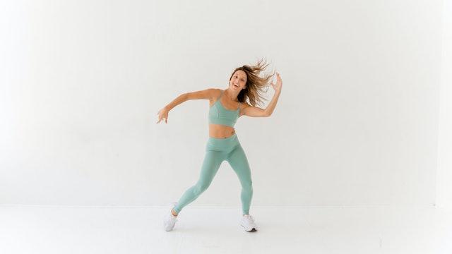 8:30am ET / 5:30am PT - DANCE EXPRESS - Natalie