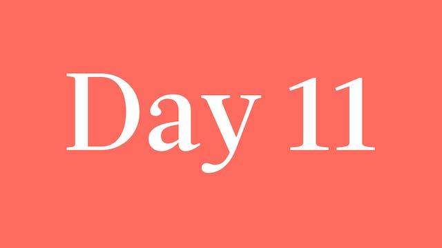 Day 11: Courtnay